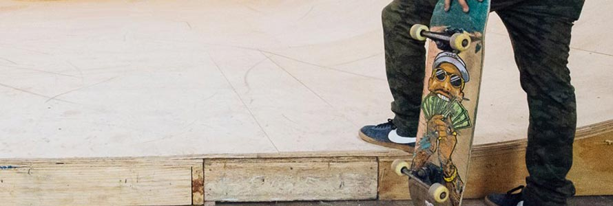 Skate Park Rules